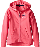 Tommy Hilfiger Kids - Pull Over Fleece Hoodie (Big Kid)