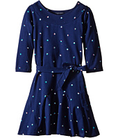 Tommy Hilfiger Kids - Printed Jersey Dress w/Spandex (Little Kid)