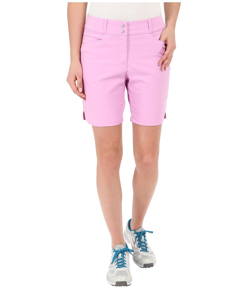 adidas Golf Essential Shorts 7 Wild Orchid Womens Shorts