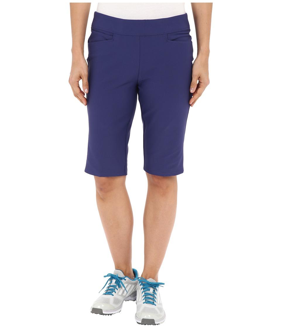 adidas Golf adiStar Bermuda Shorts Deep Blue Womens Shorts