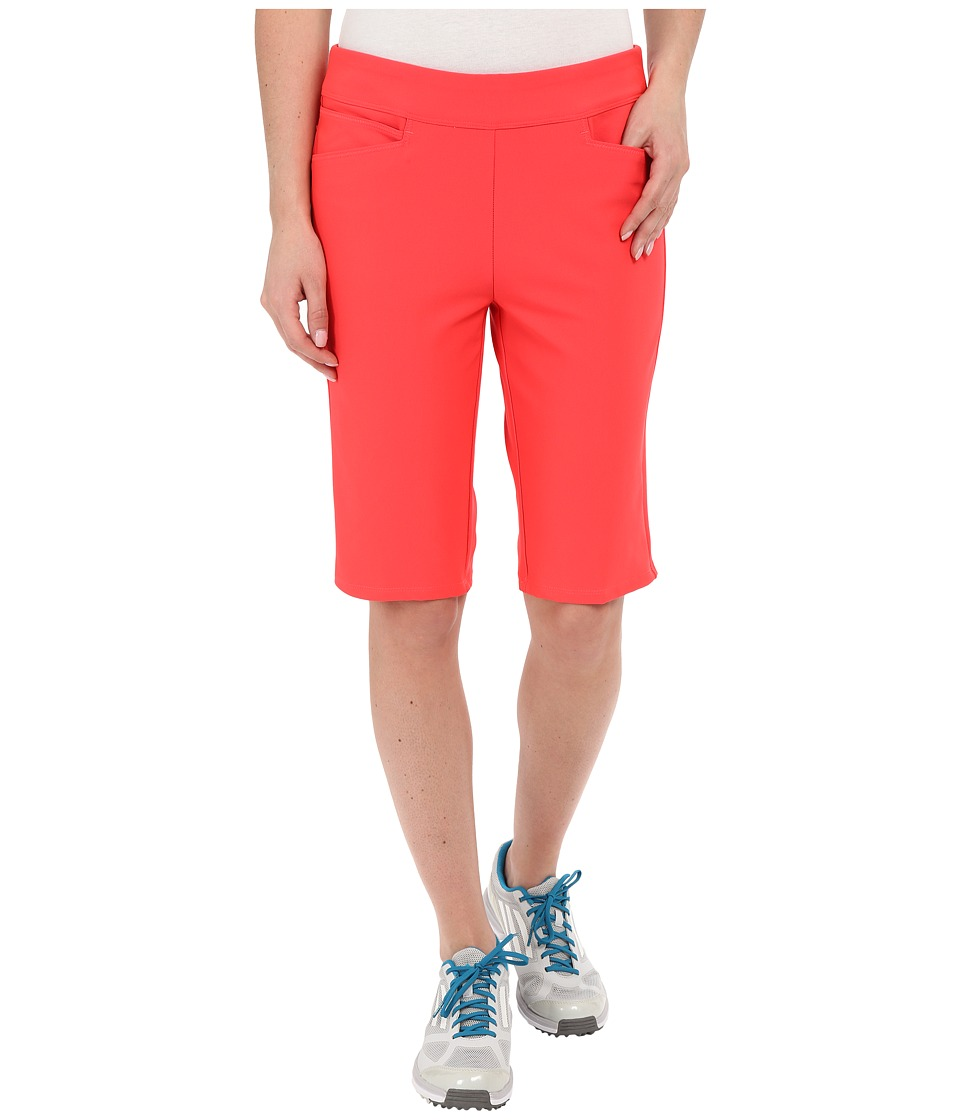 adidas Golf adiStar Bermuda Shorts Shock Red Womens Shorts