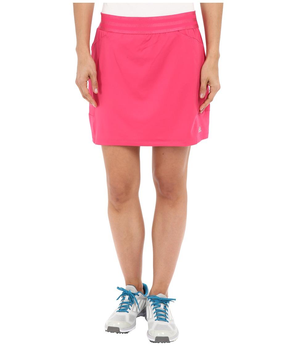 adidas Golf adiStar Rangewear Skort Raspberry Rose Womens Skort