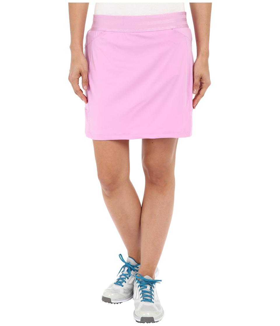 adidas Golf adiStar Rangewear Skort Wild Orchid Womens Skort