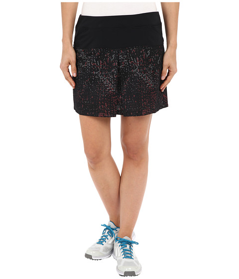 adidas Golf Tour Mixed Print Pull On Skort