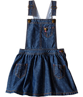 Tommy Hilfiger Kids - Denim Overall Dress (Little Kid)