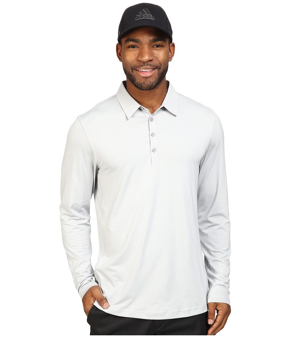 adidas Golf - CLIMACOOL UPF Long Sleeve Polo