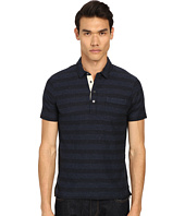 Billy Reid - Pensacola Striped Polo Shirt