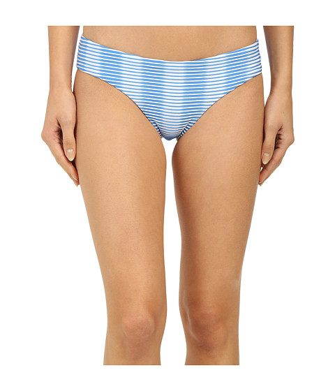 Shoshanna Ombre Textured Stripe Hipster Bottoms