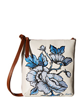 Brighton - Bella Capri Embroidered Pouch