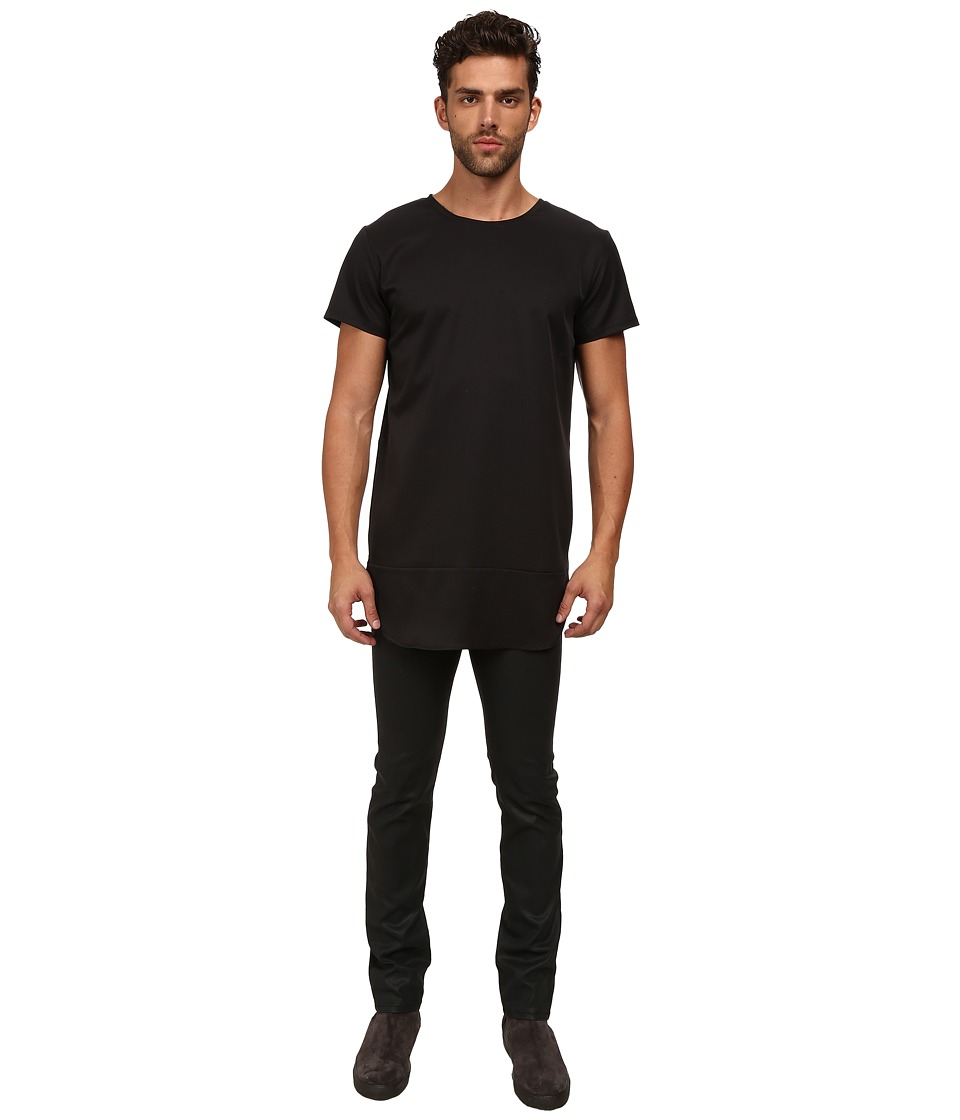 MISANTHROPE Tux Tee Black Mens T Shirt