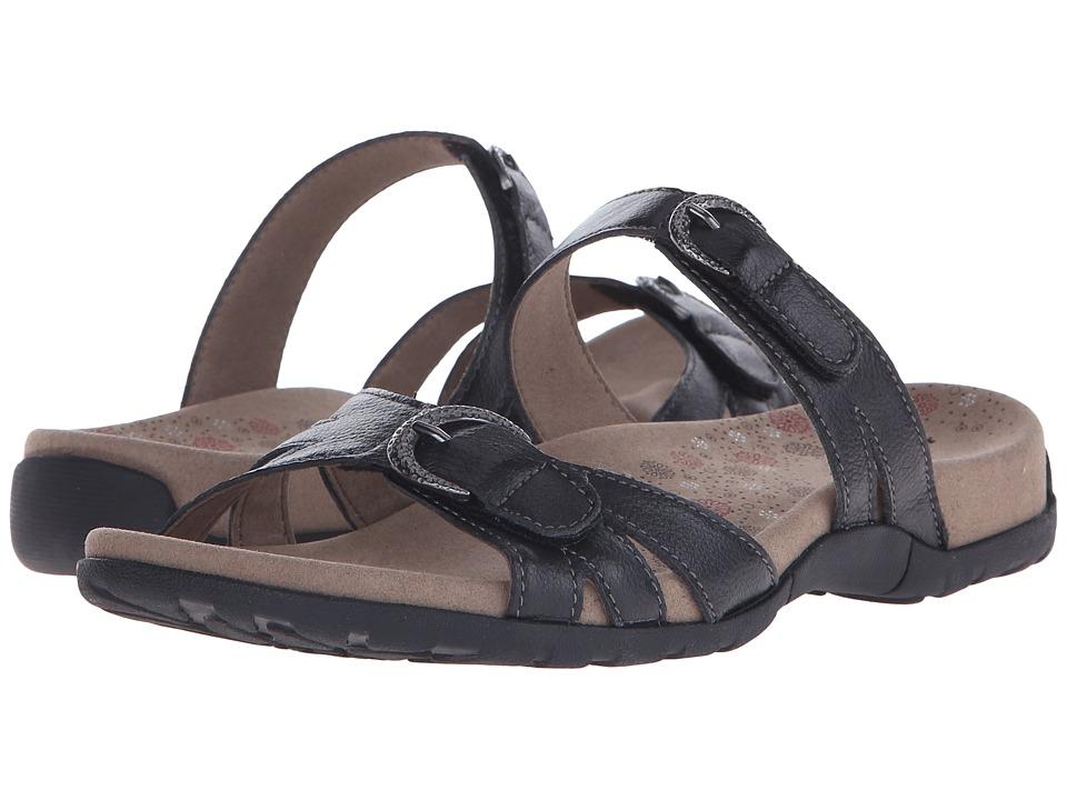 taos Footwear Reward Black Womens Shoes