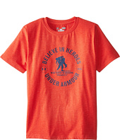 Under Armour Kids - Wounded Warriors Project Believe in Heroes Short Sleeve Tee (Big Kids)