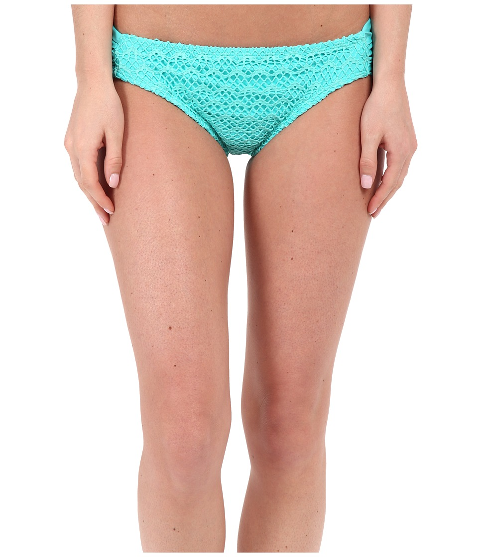 Nautica Absolutely Shore Retro Pants NA24316 Aqua Womens Swimwear