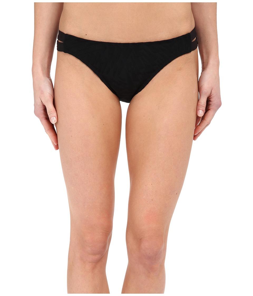 Nautica Point of Sail Strap Pants NA31366 Black Womens Swimwear