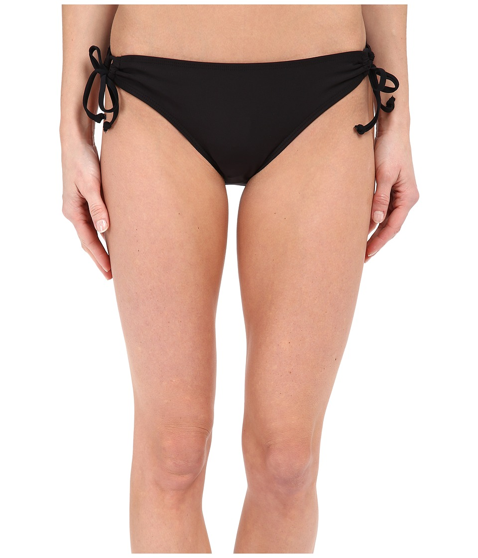 Nautica Signature Tunnel Side Pants NA27346 Black Womens Swimwear