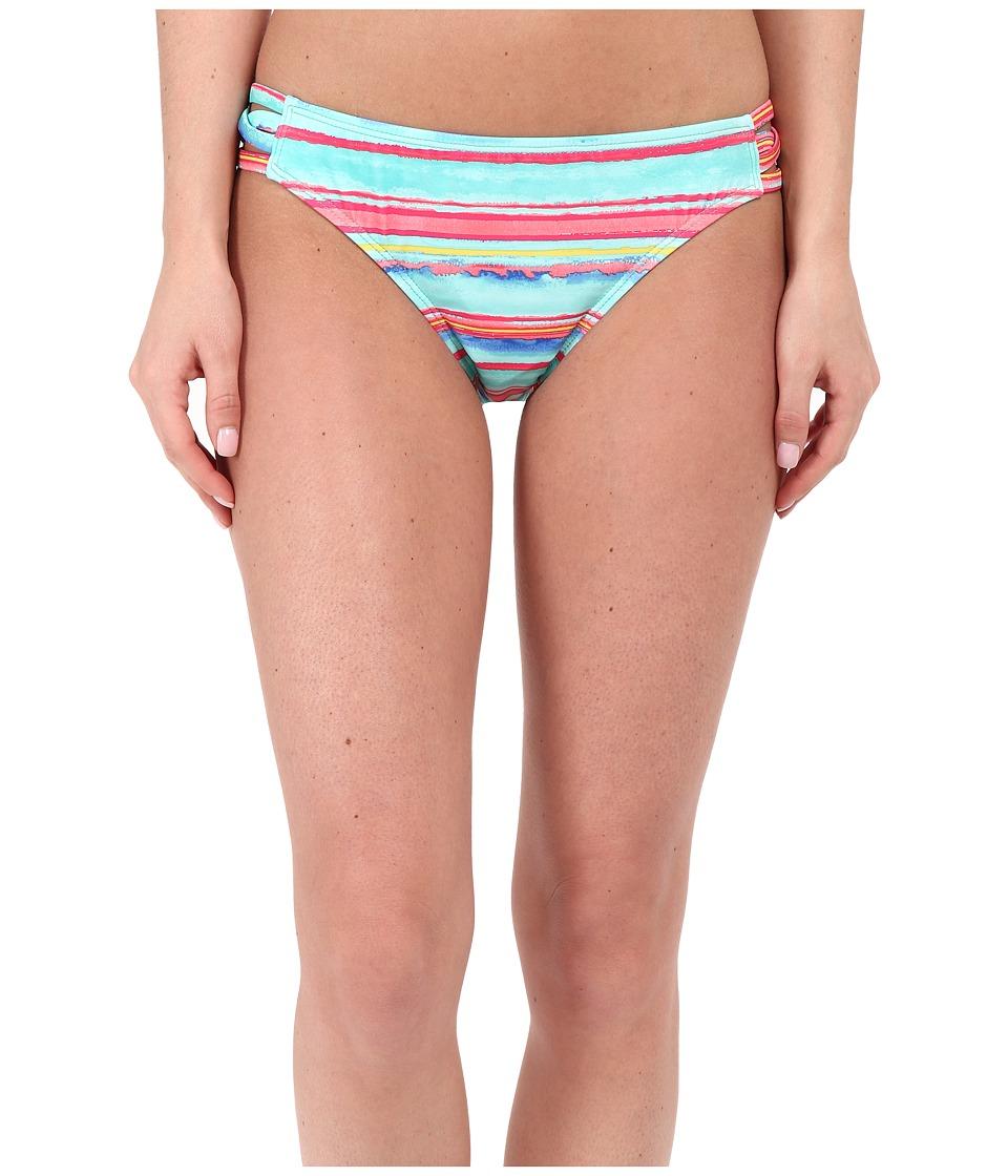 Nautica Lagoon Stripe Strap Pants NA23366 Multi Womens Swimwear