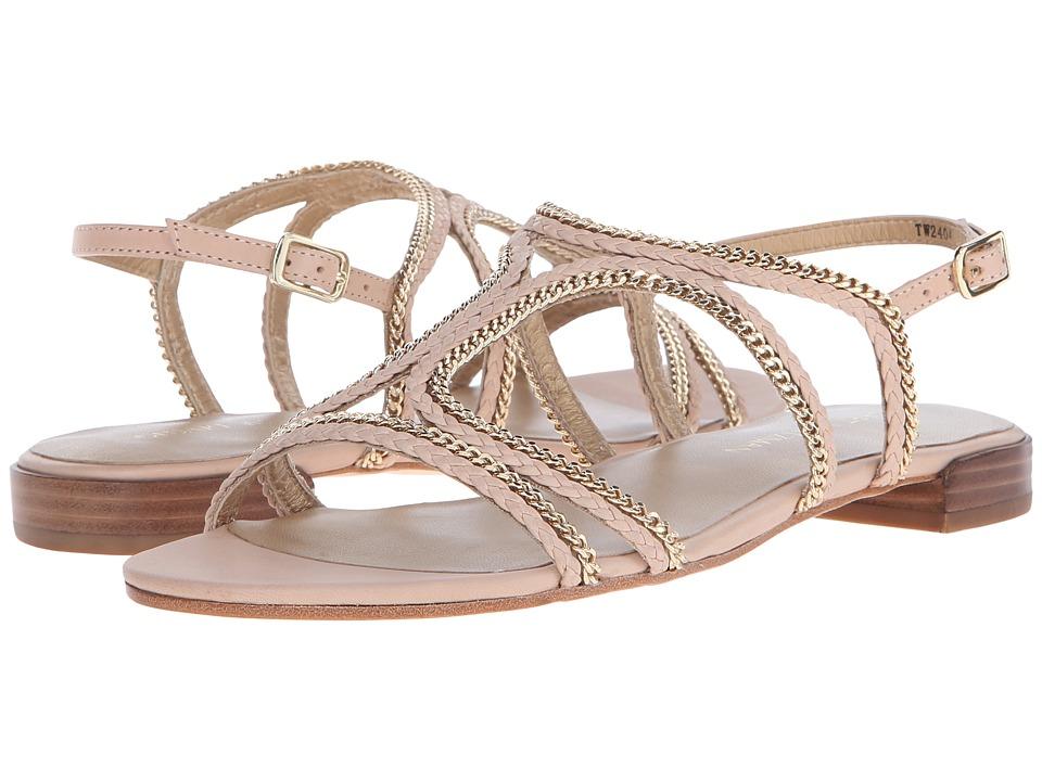 Stuart Weitzman Samoa Adobe Vachetta Womens Shoes