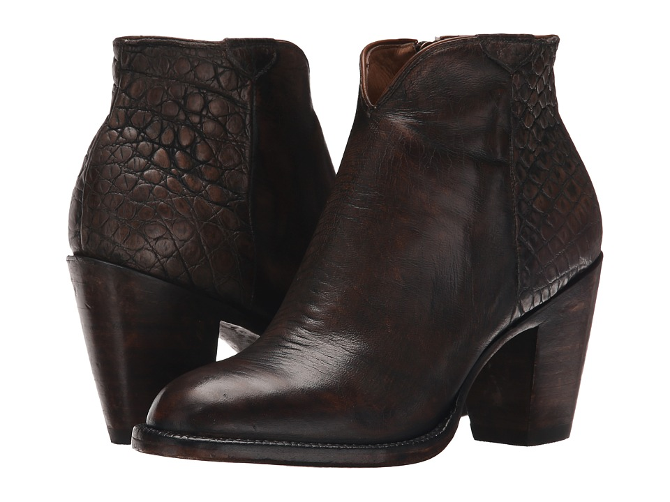 Lucchese Jenna (Pearl Bone) Cowboy Boots