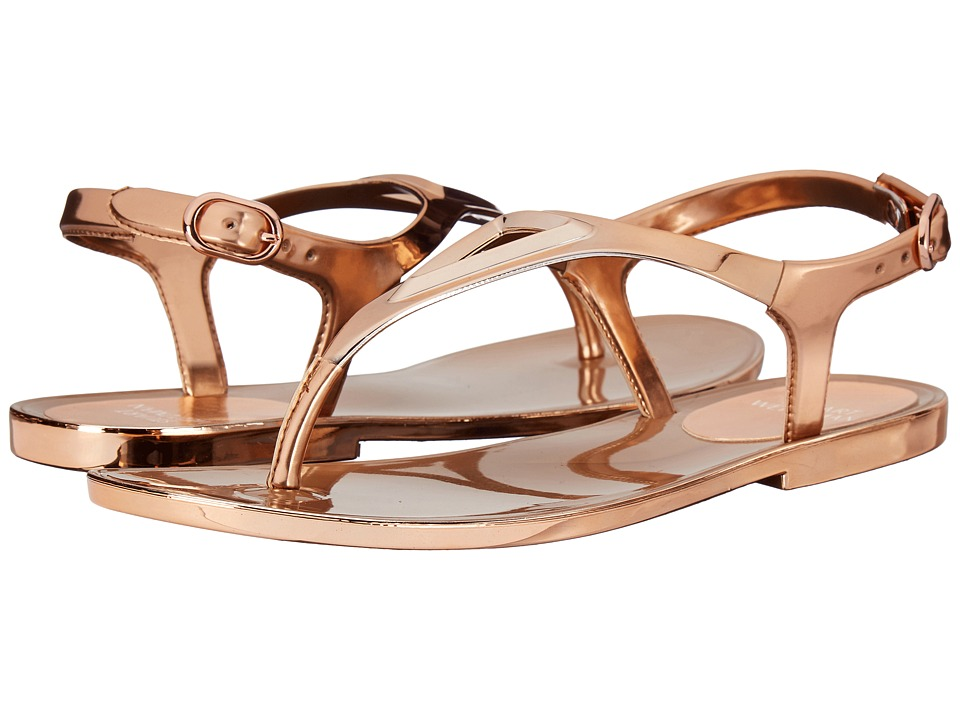 Stuart Weitzman Trifecta Rose Jelly Womens Slip on Dress Shoes