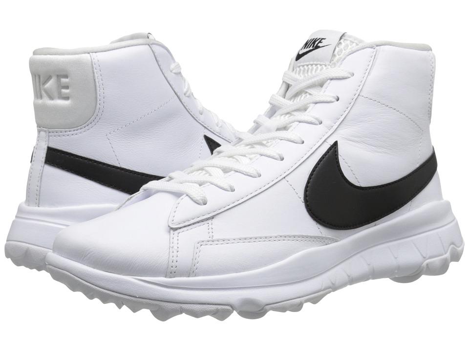 Nike Golf - Blazer (White/Black) Womens Golf Shoes