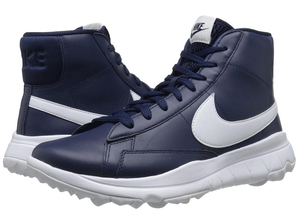 Nike Golf - Blazer (Midnight Navy/White) Women
