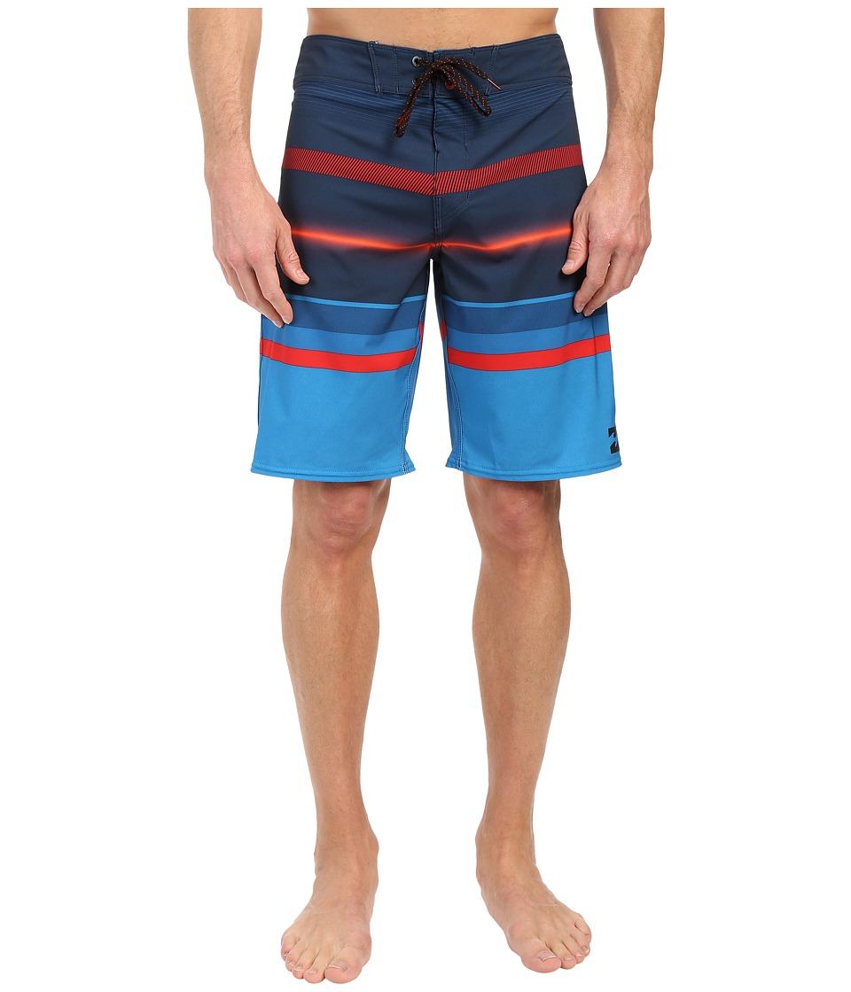 Billabong Spinner X 20 Boardshorts Indigo Mens Swimwear
