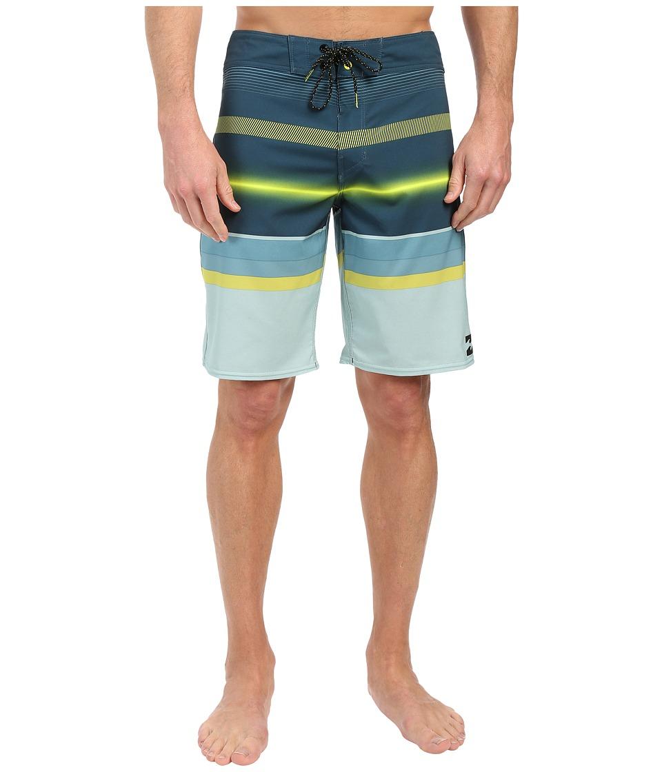 Billabong Spinner X 20 Boardshorts Olive Mens Swimwear