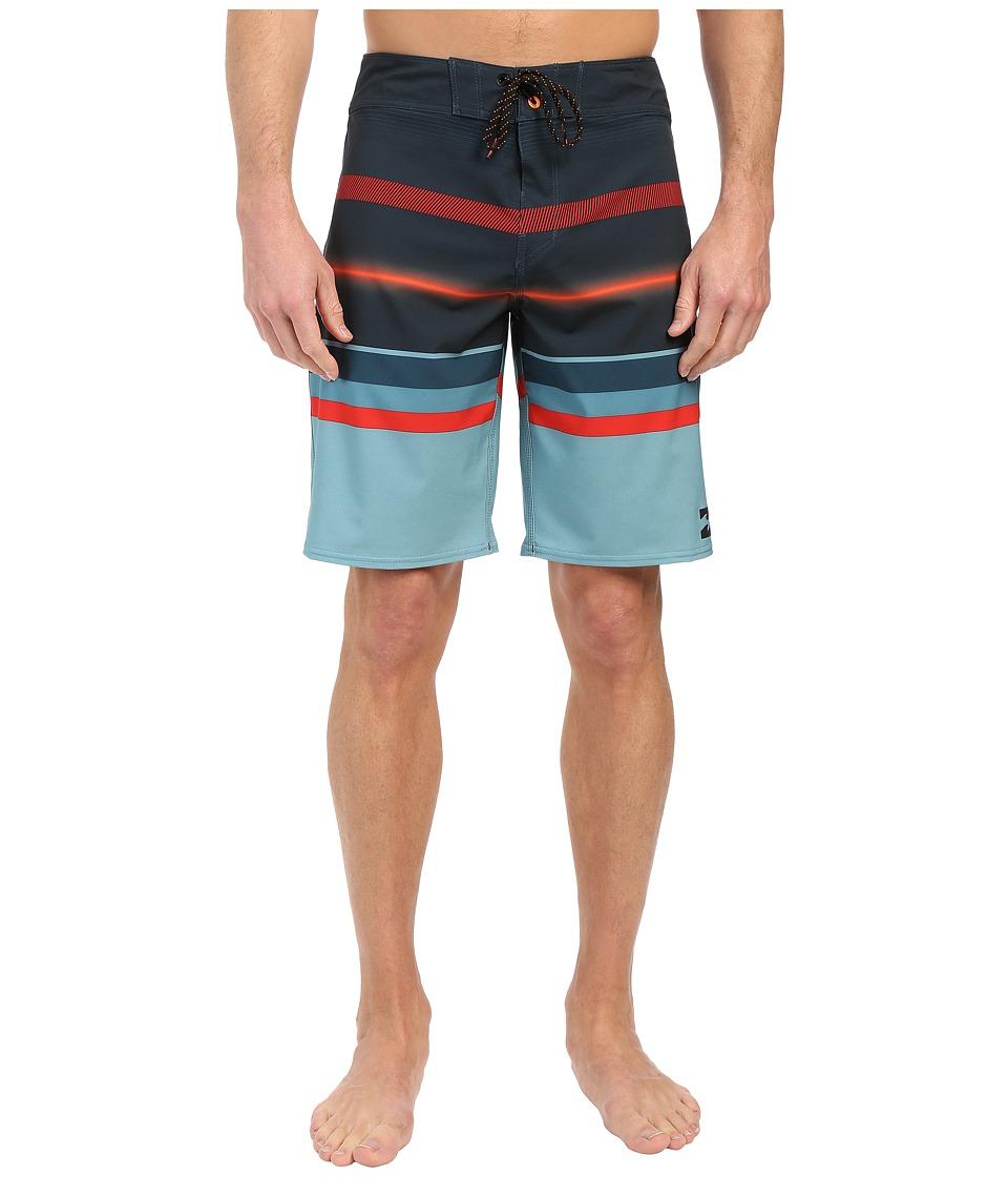 Billabong Spinner X 20 Boardshorts Overcast Mens Swimwear