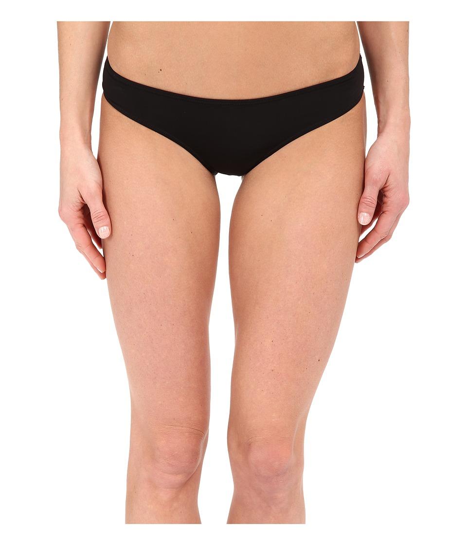 Beach Riot Slate Bottom Black Womens Swimwear
