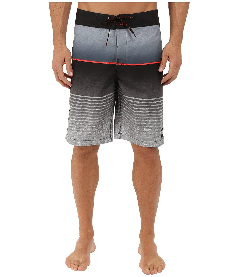 Billabong All Day Faded 21 Boardshorts Black Mens Swimwear