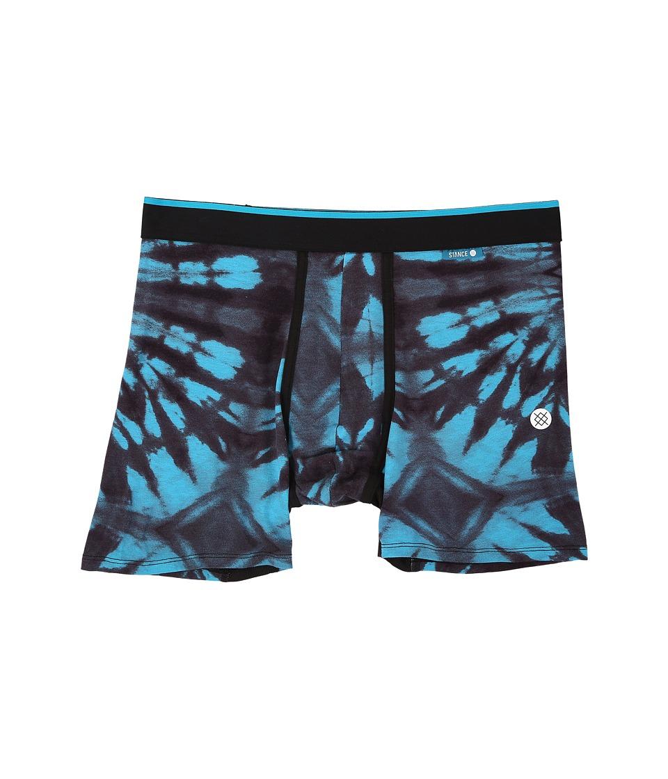 Stance Burnout Underwear Blue Mens Underwear