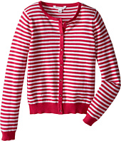 Pumpkin Patch Kids - Core Essentials Carly Rose Stripe Cardigan (Infant/Toddler/Little Kids/Big Kids)