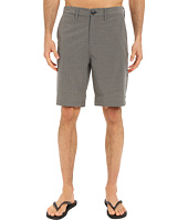 Billabong - Crossfire X Mini Plaid Hybrid Shorts