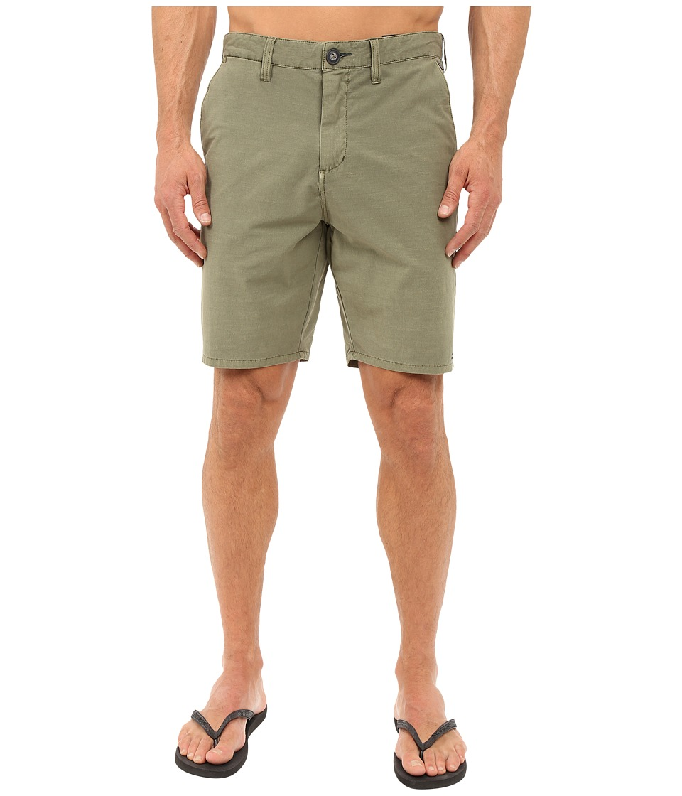 Billabong New Order X 19 Hybrid Shorts Canteen Mens Shorts