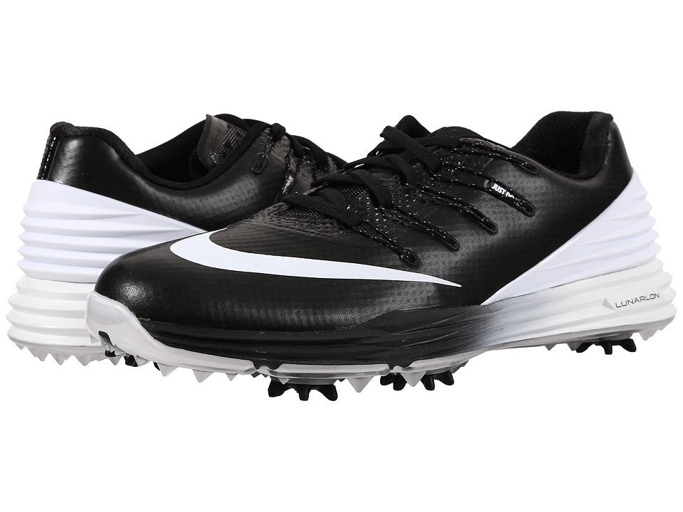 Nike Golf - Lunar Control 4 (Black/White/Wolf Grey) Women