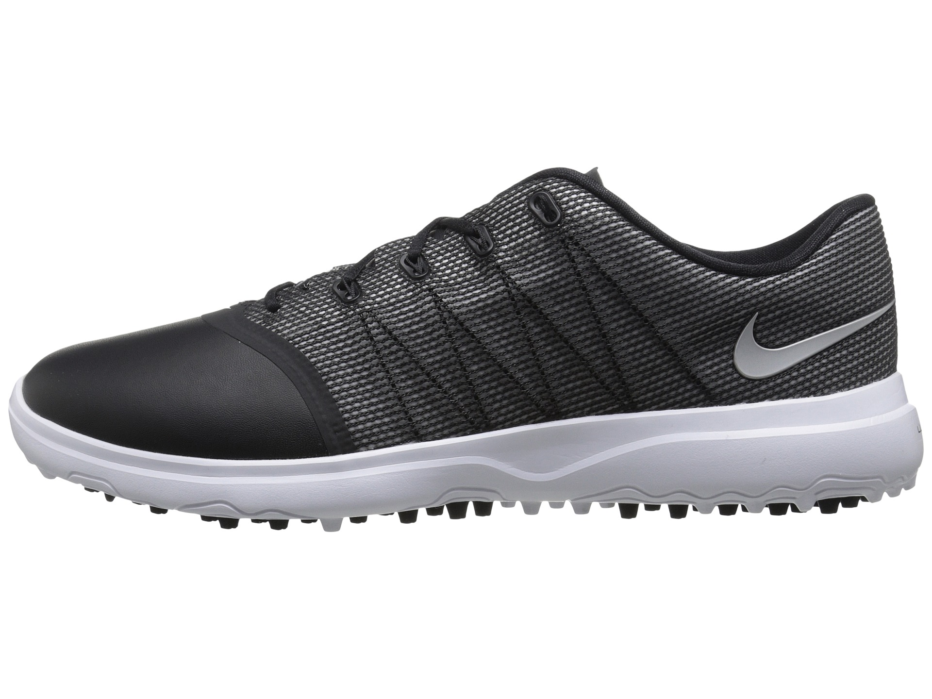 NIke Womens Lunar Empress 2 Golf Shoes 2016 Black; Video