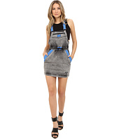 LOVE Moschino - Jean Overall Dress