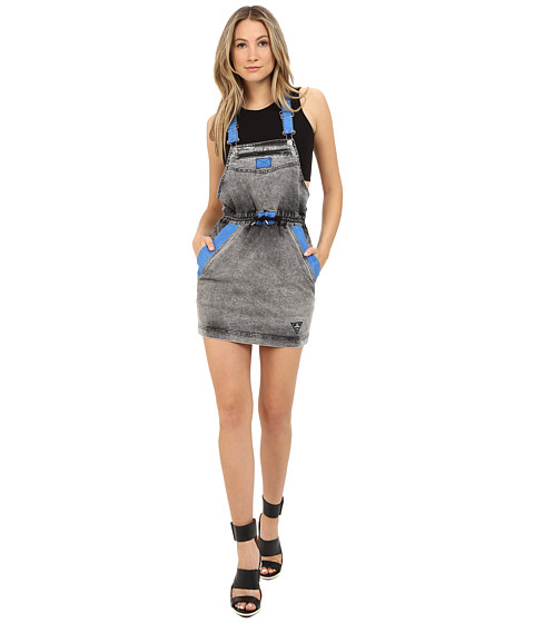 LOVE Moschino Jean Overall Dress