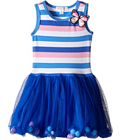 Pumpkin Patch Kids - Patch Friends Butterfly Bubble Dress (Toddler/Little Kids/Big Kids)