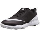 Nike Golf Control Jr. (Little Kid/Big Kid) (Black/White)