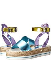 LOVE Moschino - Shiny Espadrille Sandal