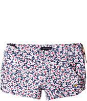 Tommy Hilfiger Kids - Printed Trico Shorts (Little Kid)