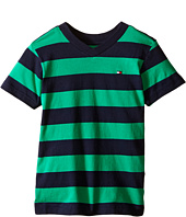 Tommy Hilfiger Kids - Famous Stripe Tee (Toddler)