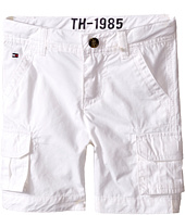 Tommy Hilfiger Kids - Back Country Cargo Shorts (Toddler)