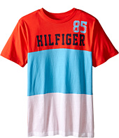 Tommy Hilfiger Kids - Boris Stripe Tee (Big Kid)