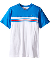 Tommy Hilfiger Kids - Marvin Stripe Tee (Big Kid)