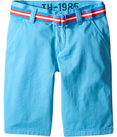 Tommy Hilfiger Kids - Chester Twill Shorts (Big Kid)