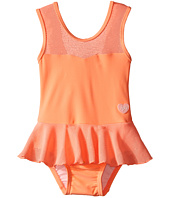 Seafolly Kids - Peek A Boo Peplum Tank Top (Infant/Toddler/Little Kids)