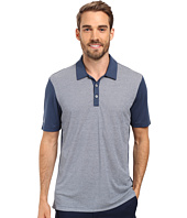 adidas Golf - CLIMACHILL™ Heather Stripe Polo