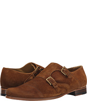 Billy Reid - Suede Double Monk Strap